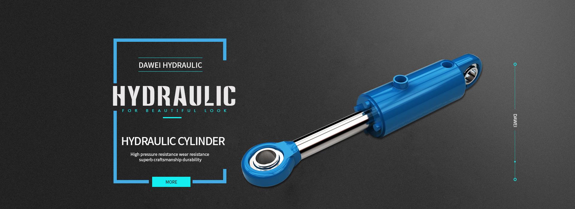 Dawei hydraulic cylinder