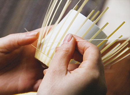 Daily maintenance method of bamboo products