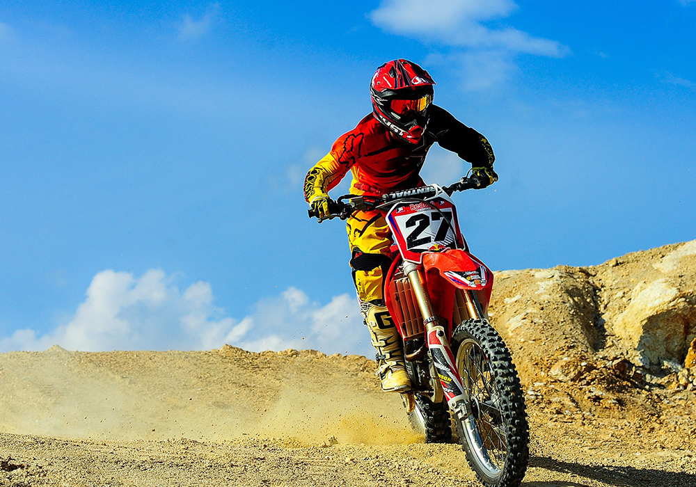 Nine maintenance tips to rejuvenate your off-road motorcycle