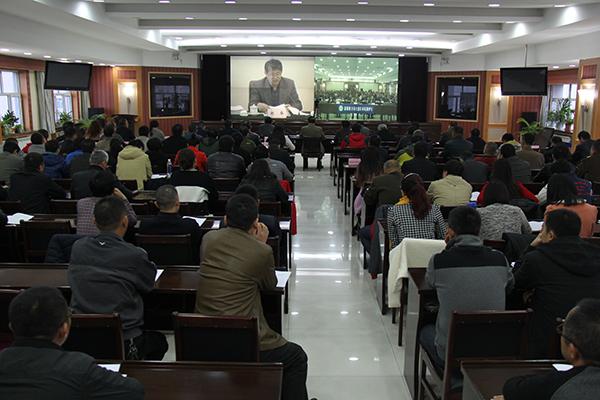 新疆环保厅召开专题会议 学习贯彻落实全国核安全文化宣贯推进专项行动总结视频会议精神1.jpg