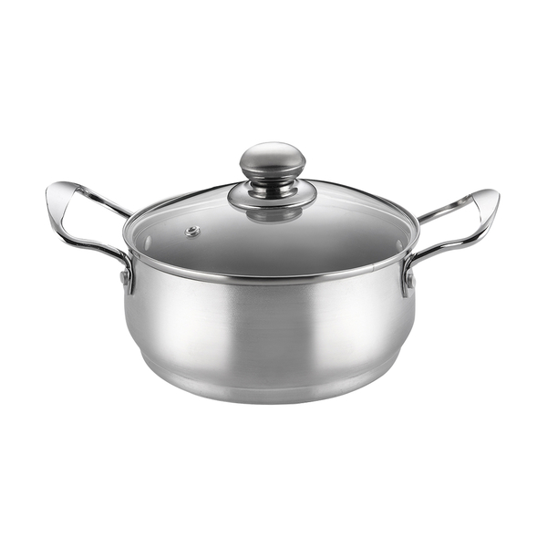 Aluminum steamer pot