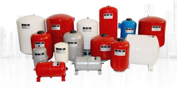 Design and installation of central air conditioning expansion tank