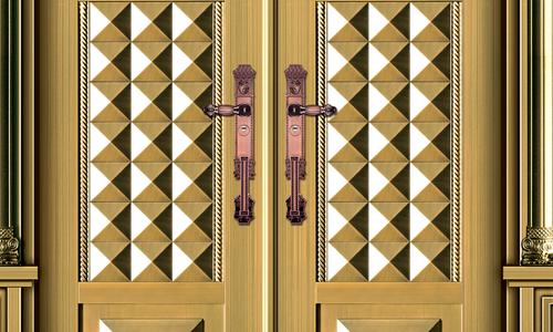德标铜拼接 5号色 KKD-5001