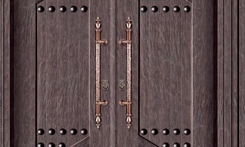 手工木纹 古船木 KKD-6002