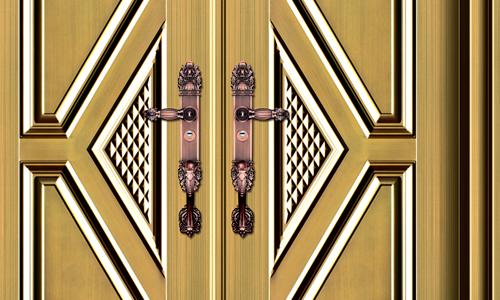 德标铜 5号色(反凸) KKD-3009