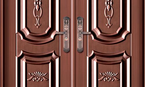 德标铜 8号色(反凸) KKD-3013