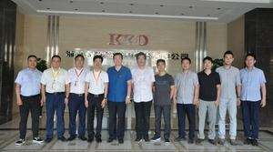 战略合作丨中国铁建房地产集团考察团莅临金凯德