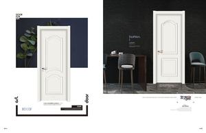 怀念把家装成简欧的风格,但是如果怎么挑室内门呢?