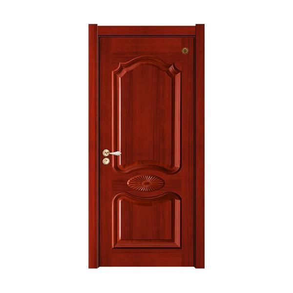 实木油漆套装门 GLL-S-1618HH