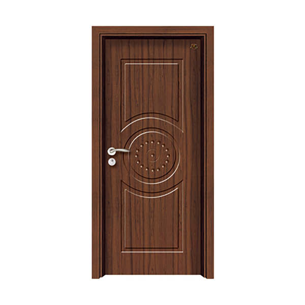 实木油漆套装门 HT-SB-5黑胡桃本色