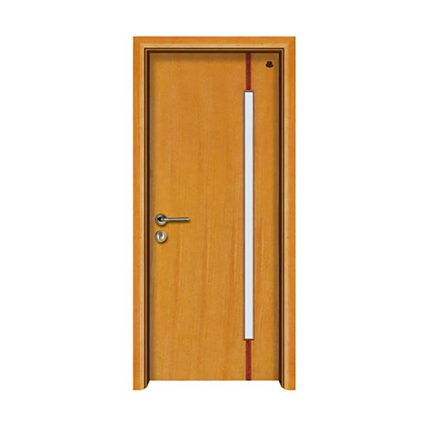 实木油漆套装门 HT-SB-115水曲柳本色
