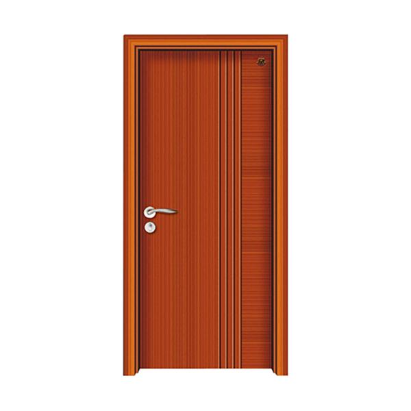 实木油漆套装门 HT-SB-Z沙比利本色