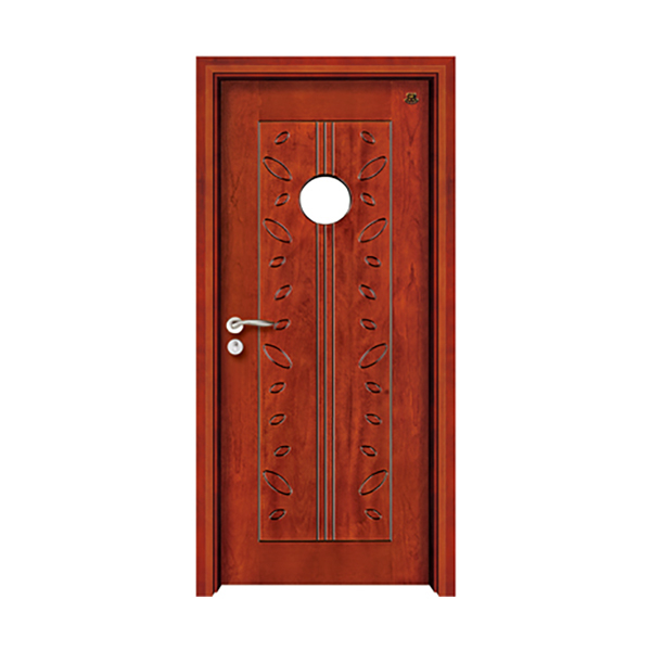 实木油漆套装门 HT-SB-20楸木