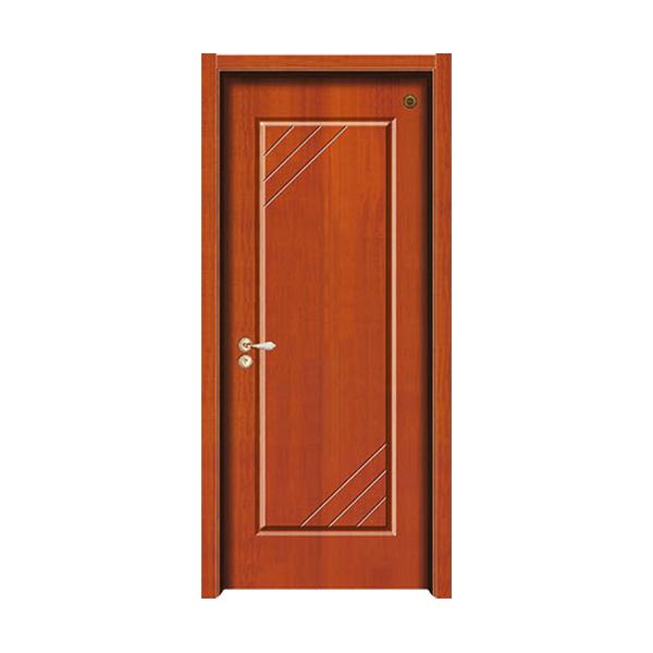 实木油漆套装门 GLL-S-1638B