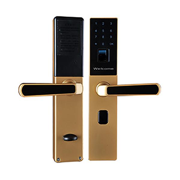 门锁 密码锁E