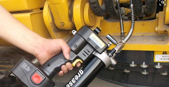 What is a grease gun?
