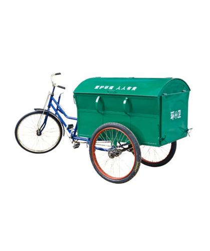 小区垃圾车