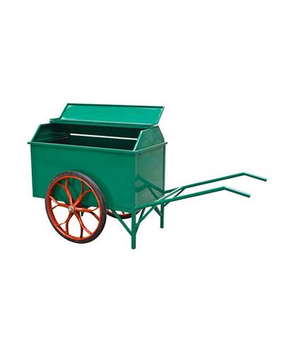钢质垃圾车