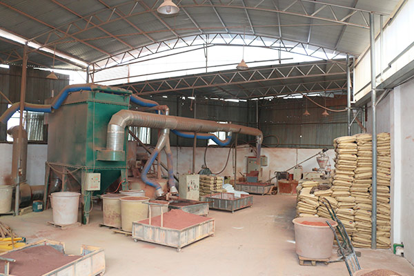 贝奇生产基地7