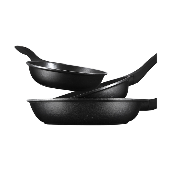 Die Cast 3PCS Fry Pan Set