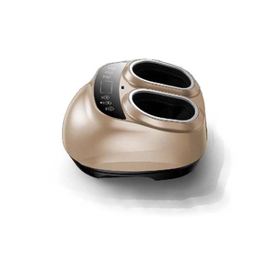 Electric shiatsu heating calf leg foot massager Machine