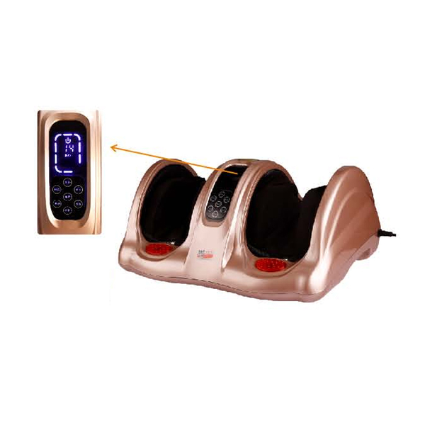 Mini design electric leg and foot massager machine for home care GZY 8802S