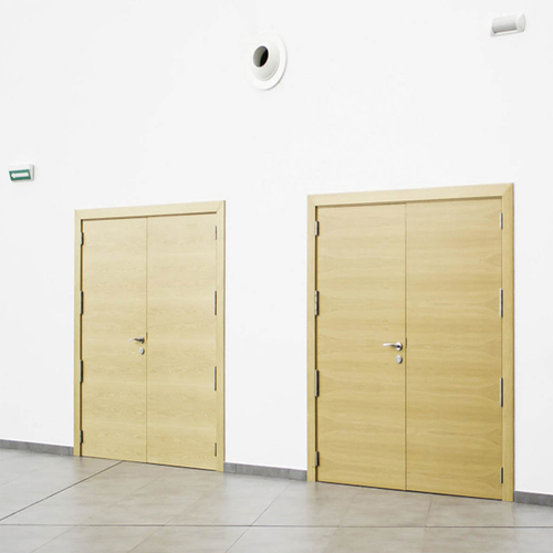 富新医疗门办公室、会议室门(平开式)