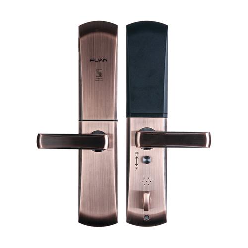 富新智能锁FA-8819红古铜