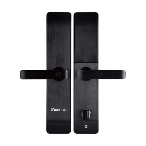 富新智能鎖FA-8821-P五合一指紋鎖