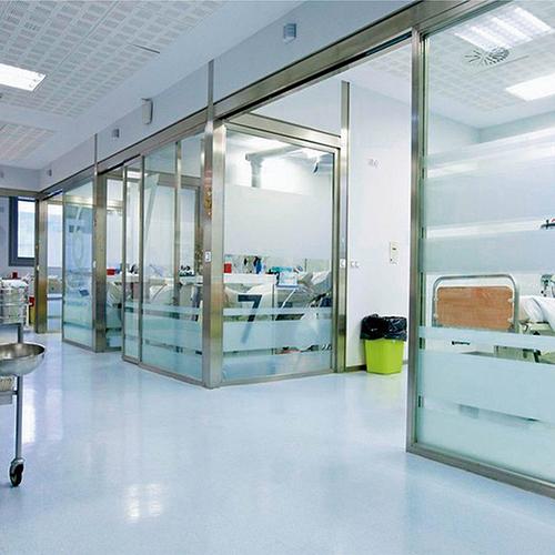 富新醫療門ICU重癥監護室門(自動平移)
