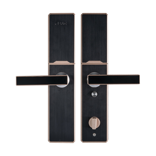 富新智能锁FA-8820四合一指纹锁