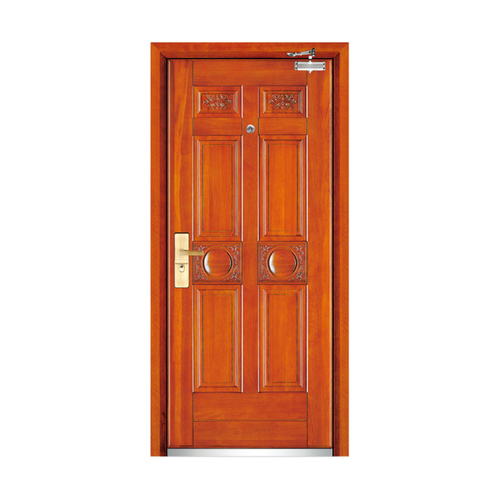 Fireproof DoorsSteel Wood Insulated Fire Door