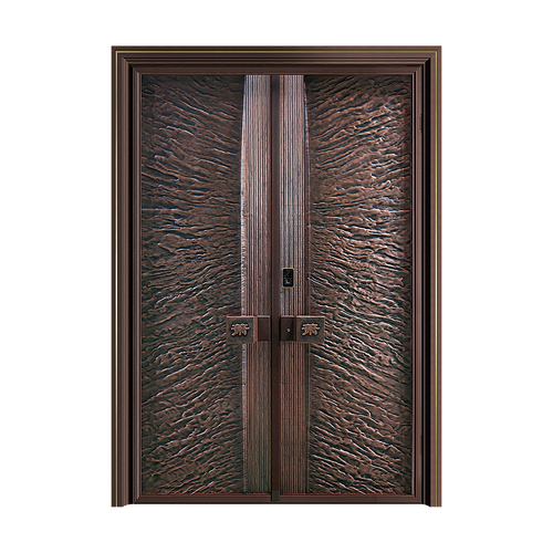 Fusim Copper Wooden DoorDM-J807
