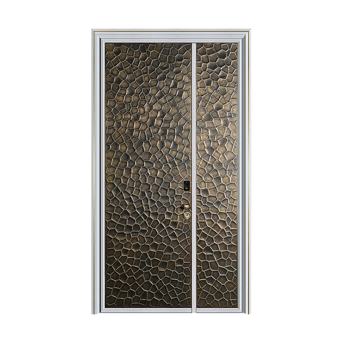 Fusim Copper Wooden DoorDM-S805
