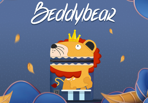 Graphic Design-Beddybear