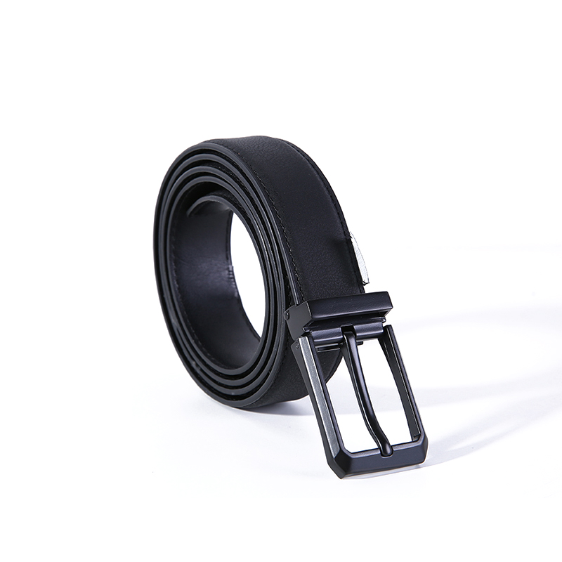 Concise Pin Buckle Men's Belt