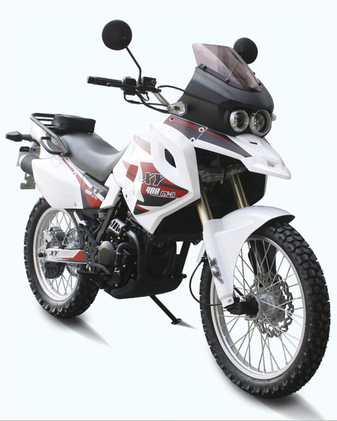 Motorcycle XY400GY-3