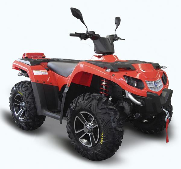 ATV XYXYST350