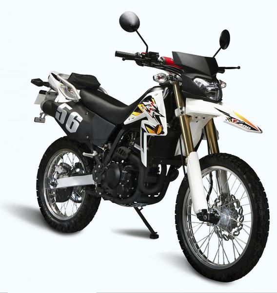 Motorcycle XY400Y-2