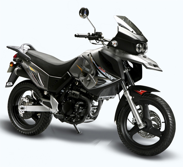 Motorcycle XY400GY-2