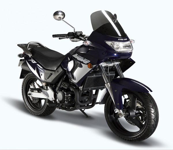 Motorcycle XY400GY