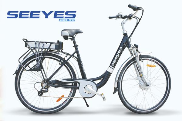 E-bike XYEB001B WOMAN