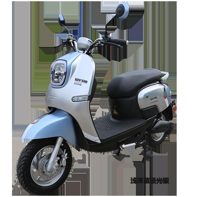轻便电动摩托车 米雅