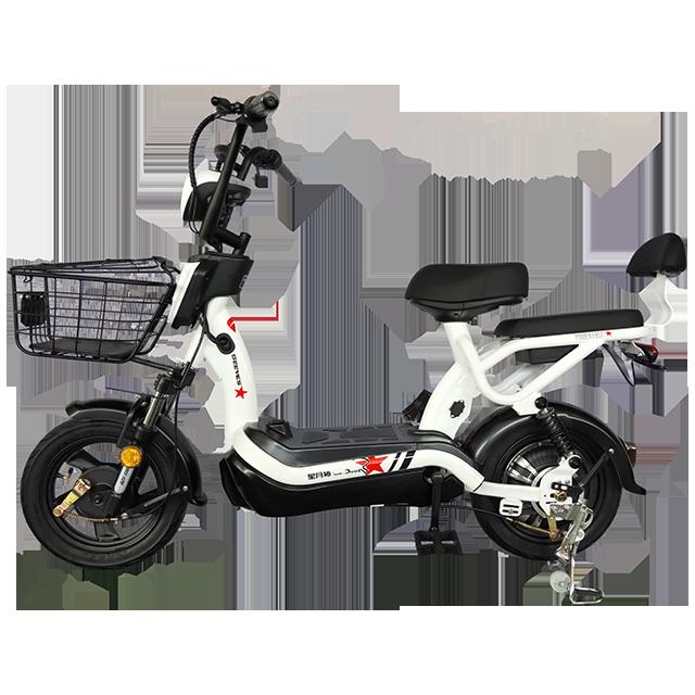電動自行車 丘比特