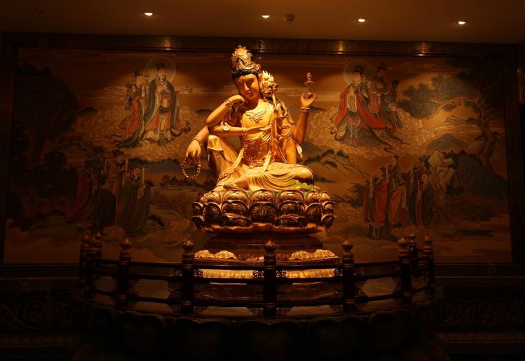 神雕銅藝|佛教的東傳
