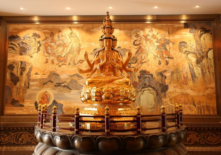 神雕銅藝|隋唐佛教史