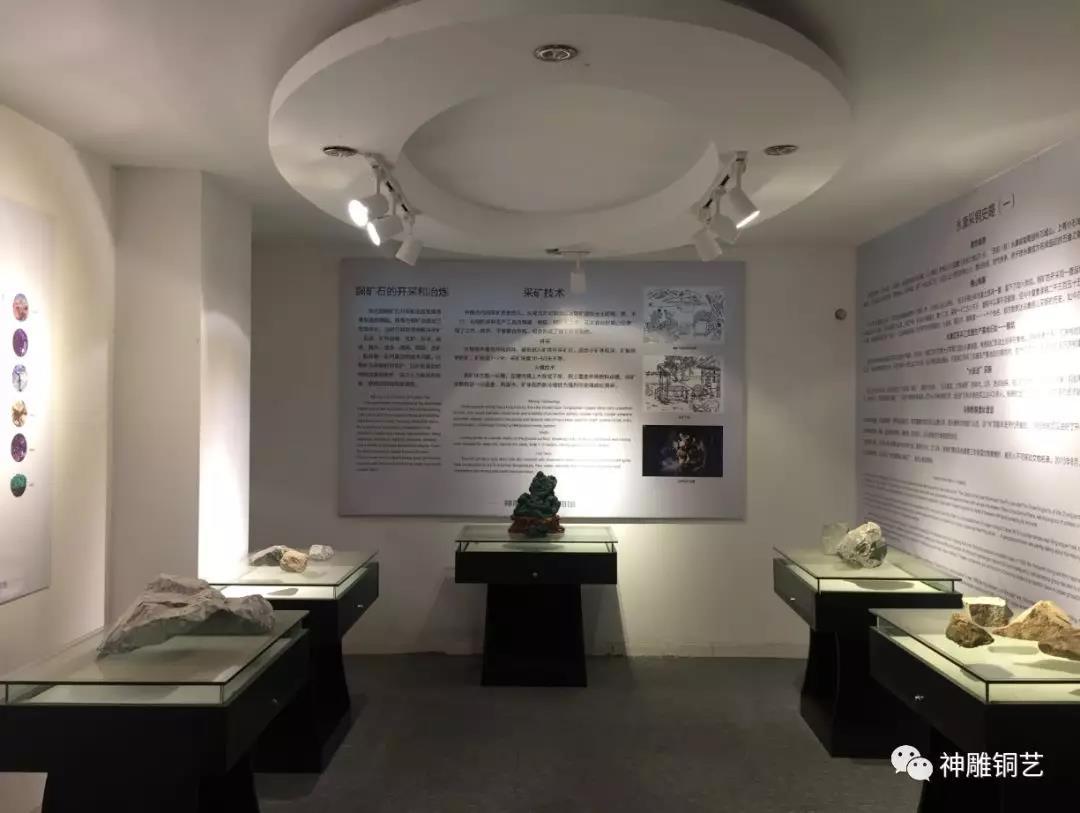 銅文化博物館上半年重要工作與活動散記