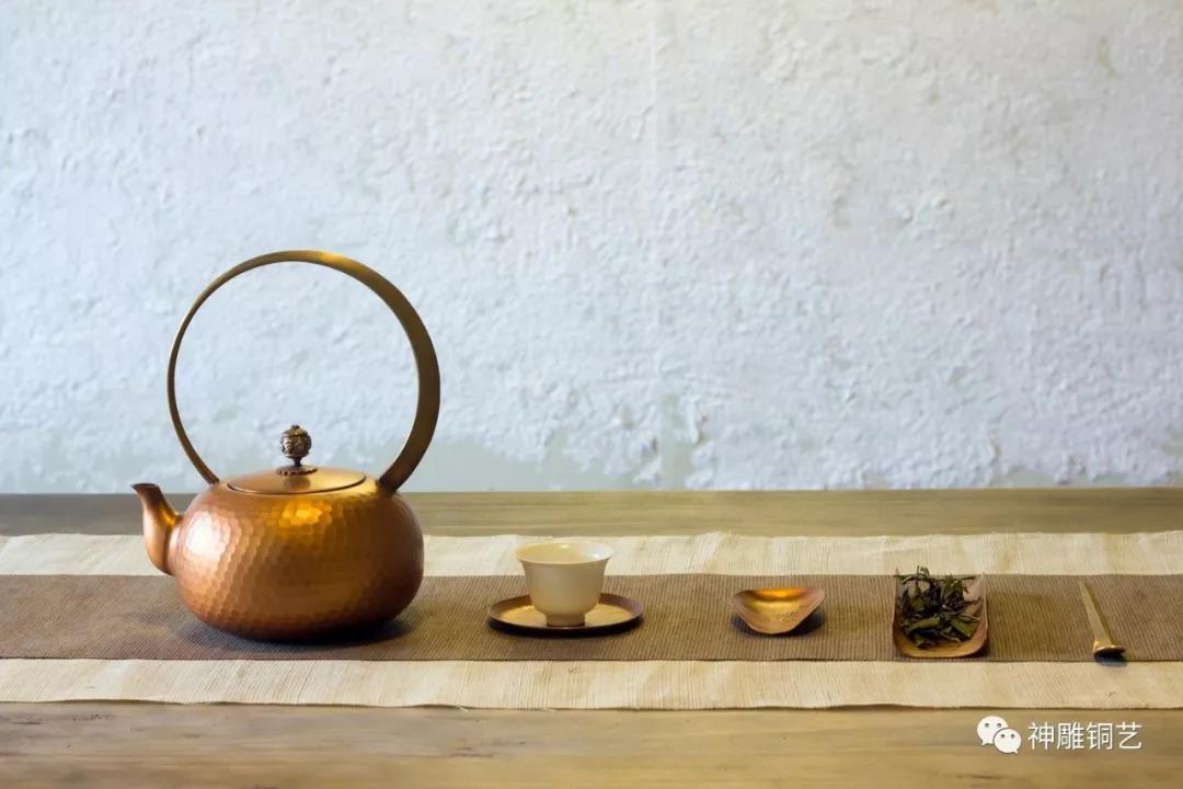 獨一無二的銅器,古樸厚重的歲月藝術