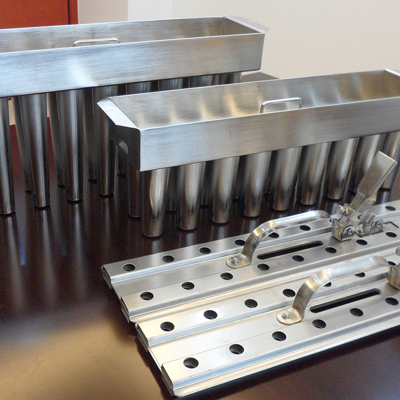Basket mold for Ataforma machine