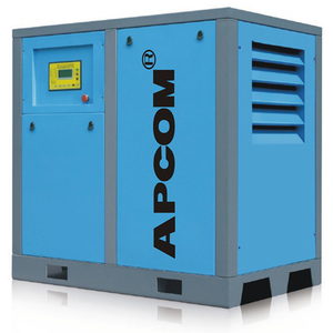 APCOM一体式螺杆空压机,一体式空压机,主机电机一体空压机
